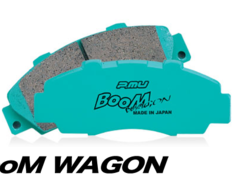 Project Mu - Brake Pads - BooM Wagon - Front and Rear Set
