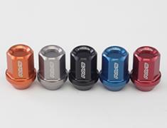 RAYS - L32 Duralumin Straight Lock & Nut Set (4H)