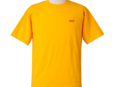 STI - Limited Quantity - Cotton T-shirt (Sunrise Yellow)