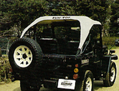 Sun Automobile - Sun Top for Vehicles with OEM Roll Cage