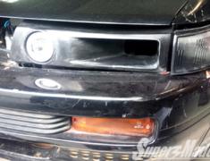 Super Made - Racing Headlight Cover