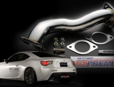 Tomei - EXPREME Joint Pipe 86/BRZ/FR-S