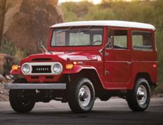 Toyota - OEM Parts - Land Cruiser - FJ40