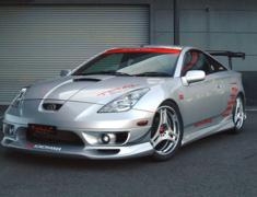 Trial - Toyota Celica Front Bumper (Ver.1)