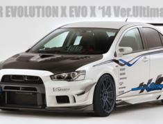 Varis - MITSUBISHI Lancer Evolution X '14 Ver.Ultimate
