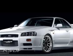 Yokohama Wheel - ADVAN Racing RS-DF Progressive - MHB