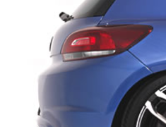 Scirocco R - 13CDL - 13CDL - Rear Flip - Material: Carbon - 6413