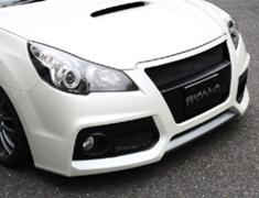 Legacy B4 - BM9 - Front Bumper Spoiler - Material: FRP - FBS