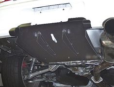 Kansai Service - Rear Diffuser - Mitsubishi Evo