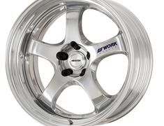 Work Wheels - Meister S1R - BBF