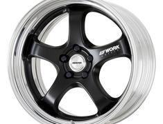 Work Wheels - Meister S1R - MBL
