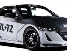 Blitz - AERO SPEED R-Concept Honda 660