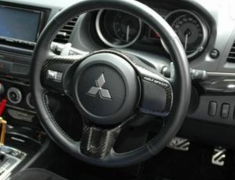 Colt Speed - Carbon Steering Cover for CZ4A