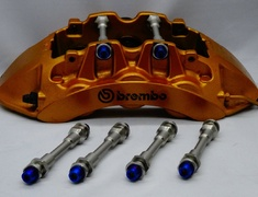Do Luck - Front brake caliper support bolts