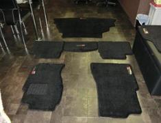 Garage Active - Original Floor Mats