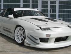 Garage Mak - Nissan 180SX Type 2 Aero Kit