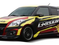 Greddy - Front Lip for Swift Sport (ZC32S)
