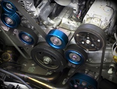 Greddy - 86/BRZ - ZN6/ZC6 ALUMINUM PULLEY KIT