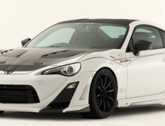 Varis - TOYOTA 86 ARISING-II Aero Parts