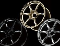 Yokohama Wheel Design - Advan Racing RGIII