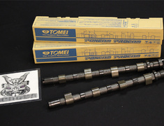 180SX - RS13 - Type: Type R - IN Duration: 256deg - EX Duration: 256deg - IN Lift: 11.50mm - EX Lift: 11.50mm - 143043