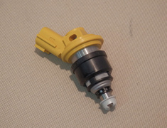1402-RN008 555cc - Yellow - Side Feed - High Resistance - 4 Hole
