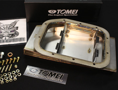 Tomei - Oversize Oil Pan