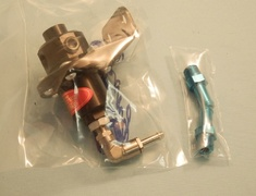 69010BK Sard Fuel Regulator 8mm Nipple
