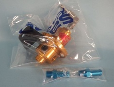 69010G Sard Fuel Regulator 8mm Nipple - in Gold
