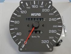 Nismo - 320km Speedometer