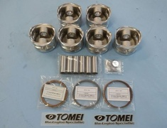 1121870111 To Suit RB26DETT Bore 87.0 Pin 21 Displacement 2628cc