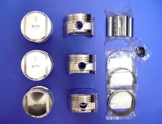 Tomei - Forged Piston Kit -  Nissan RB20DET