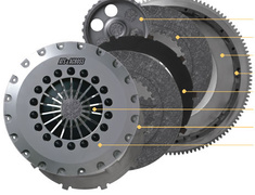 ATS - Carbon Clutch - Twin Plate