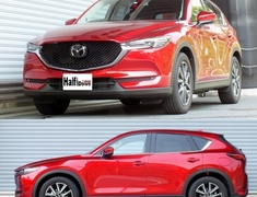 CX-5 - KF2P - Front Rate: 3.27 kgf/mm - Front Height: -40 to -35mm - Rear Rate: 4.39 kgf/mm - Rear Height: -40 to -35mm - M503TD
