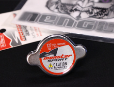 Monster Sport - High Presure Radiator Cap