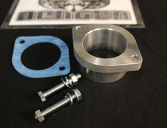 11900451 Universal - Aluminum Flange Adaptor