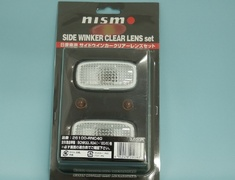 Nismo - Side Clear Indicators - BCNR33, R34 (~'00/8)