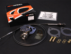 Lancer Evolution IV - CN9A - Mitsubishi - Evo - 4/5/6/7/8 - Pipe 61mm - Bolt Pitch 92-110mm - 155-A022