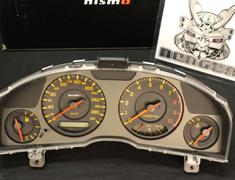 Skyline - R34 25GTT - ER34 - Illumination: Orange - 24810-RNR40
