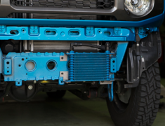 Jimny - JB64W - Rows: 12 - Position: Front Of Radiator - 12094611