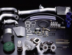 HKS - Turbo Kit - Special Full Turbine Kit