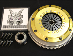 Altezza RS200 - SXE10 - Flywheel Bolts included - Clutch Bearing & Sleeve included - Operation: Push Type - Dampered: Dampered - ORC-309D-05T