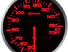 Defi - Link - BF Meter - Oil Temperature - Amber
