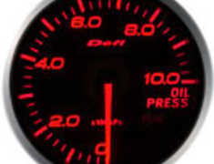 Defi - Link - BF Meter - Oil Pressure