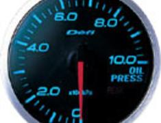 Defi - Link - BF Meter - Oil Pressure - Blue