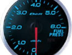 Defi - Link - BF Meter - Fuel Pressure - Blue