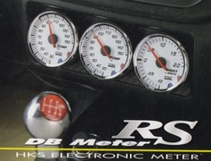 HKS - DB Meter Retro - Exhaust