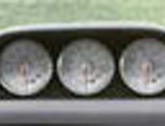 Defi - Triple Meter Hood - Honda Integra