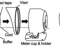 Defi - Link - Single Meter Visor