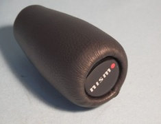 Leather Shift Knob 10mm 5 Speed